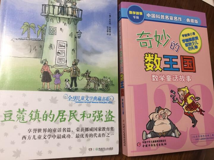 中国科普名家名作·数学故事专辑·典藏版:奇妙的数王国 晒单图