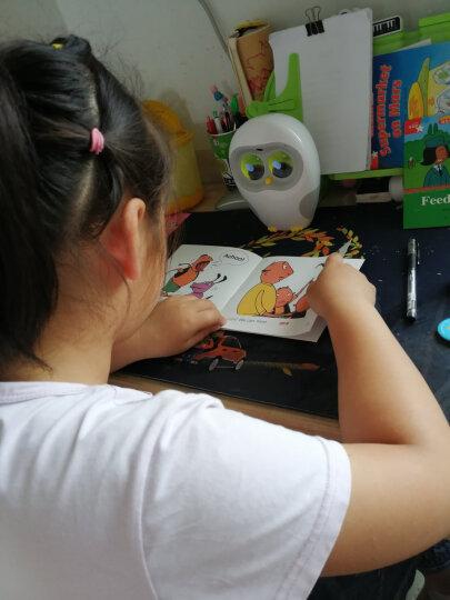 物灵(Ling)卢卡Luka猫头鹰绘本阅读机器人 智能机器人 儿童绘本故事阅读 伴读早教教育 亲子互动百科问答 晒单图