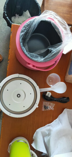 优益(Yoice)电饭煲 智能预约迷你电饭锅小1-2-3人家用蒸饭锅2升/2L Y-MFB6 黑白标配款2L 晒单图