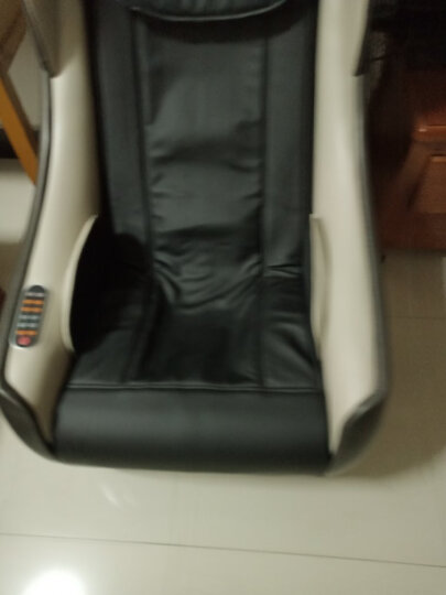 LITEC 久工多功能蓝牙加热揉捏捶打办公家用全身小型迷你智能全自动电动按摩沙发椅LT328 黑色(送2080元足疗机) 晒单图
