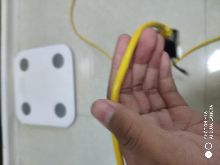 山泽(SAMZHE)原装超五类网线【工程版无氧铜线芯】CAT5e类非屏蔽网线 灰色305米 SZ-5305 晒单图