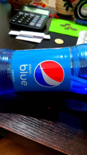 巴厘岛原装进口 百事可乐(Pepsi) blue 蓝色可乐 网红可乐汽水饮料 450ml 单瓶装 晒单图