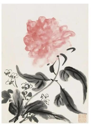 出类艺术明信片:水流花放 晒单图