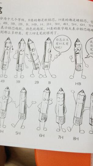 儿童铅笔素描绘画入门 晒单图