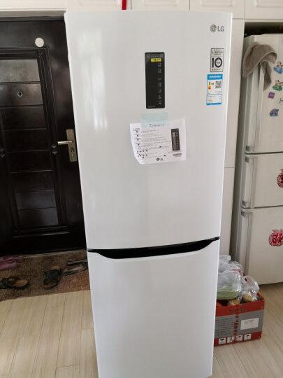 LG 287升大容量线性变频风冷无霜双门冰箱 电脑控制 故障智能检测 白色 GR-M29PNPQ 晒单图