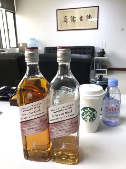 尊尼获加(JOHNNIE WALKER)洋酒 调配大师限量系列-醇香新酿调配型苏格兰威士忌700ml 晒单图