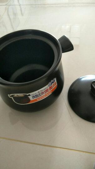 苏泊尔(SUPOR)砂锅4.5L陶瓷煲汤锅养生瓦罐炖煮锅石锅煎药壶家用燃气炖盅TB45A1 晒单图