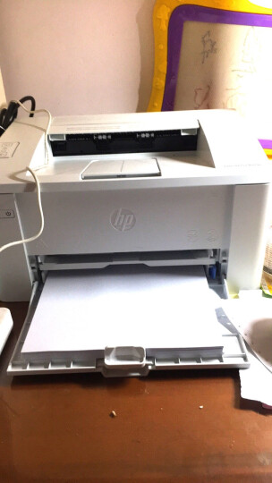 惠普(HP)M104w黑白激光打印机 无线A4打印 P1108/1106+wifi 家用 小型办公 晒单图