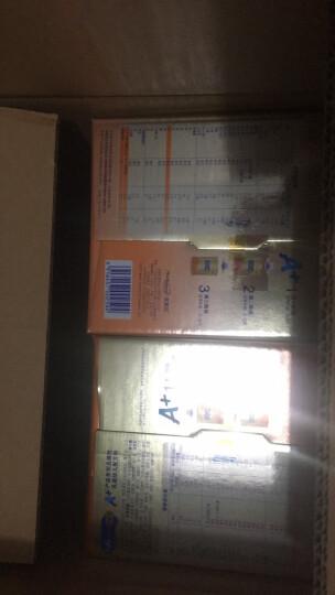 美赞臣(MeadJohnson)安儿宝A+幼儿配方奶粉 3段(12-36月) 600克*3袋(组合装) (新旧包装随机发货) 晒单图