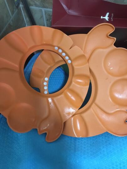 棒棒猪(BabyBBZ) 宝宝硅胶防撞角婴儿安全防护角桌角保护套 小熊掌防撞角4个装 可爱粉 晒单图