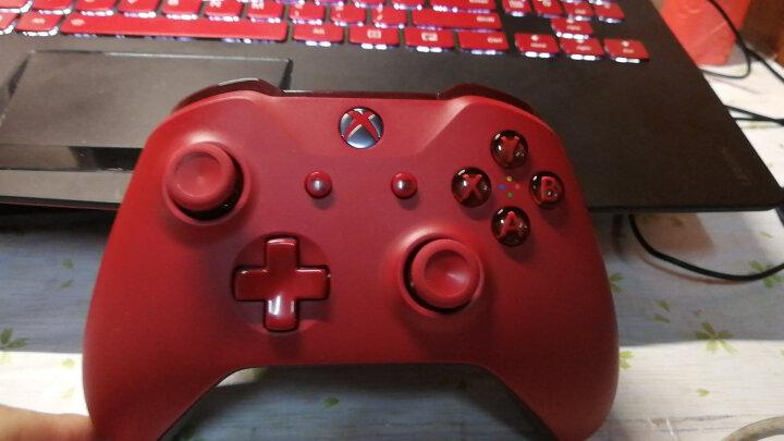 【电脑通用】微软(Microsoft)Xbox无线控制器/手柄 战争红限量版 (带3.5mm耳机接头) 晒单图