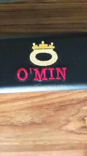 奥秘(O'MIN)无敌猎人 台球杆套装小头斯诺克球杆黑八黑8英式美式桌球杆 晒单图