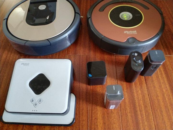 iRobot 扫地机器人智能可视化全景规划导航家用全自动扫地吸尘器 Roomba961 晒单图