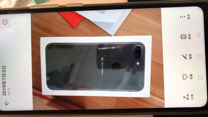 Apple iPhone 7 Plus 128G 红色特别版 移动联通电信4G手机 晒单图