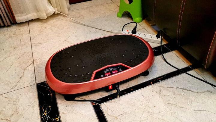 甩脂机抖抖机懒人塑身机塑形器材纤体震动减肥健身运动器材AB-821 晒单图
