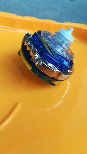 【螺尖4个+战斗盘+水枪】奥迪双钻飓风战魂5玩具战神之翼陀男孩竞技圣焰魔幻可持续加速男玩具 【初始系列】战神之翼+碧影神弓 晒单图