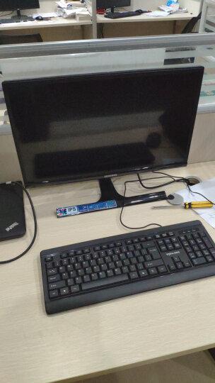 松人 T220AF 21.5英寸显示器 IPS面板 高清液晶台式电脑屏幕 白色 晒单图