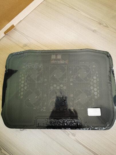 诺西(NUOXI)G1笔记本散热器(铝合金/笔记本支架/散热垫/电脑配件/支架/银色/15.6英寸/不带风扇) 晒单图