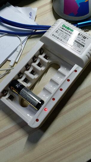 德力普(Delipow) 充电电池 5号/7号电池 配12节电池充电器套装 充电器+12节电池【5号7号任配】 晒单图
