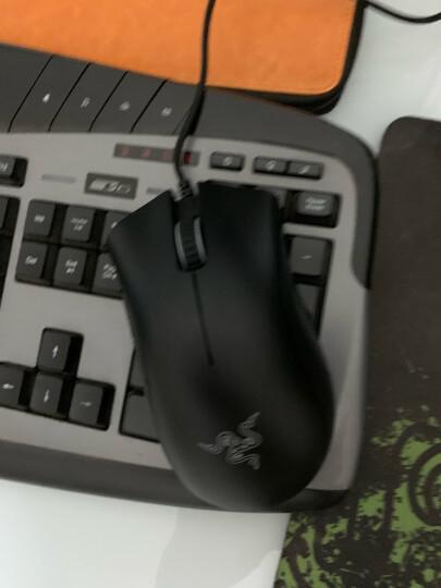 雷蛇(Razer)蝰蛇2000 游戏鼠标 白色版 电竞鼠标 绝地求生鼠标 吃鸡鼠标 晒单图