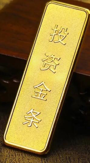金大生 足金999.9中国金条金砖金块 投资收藏回购送礼 K804 100g(定制3-5个工作日内发货) 晒单图