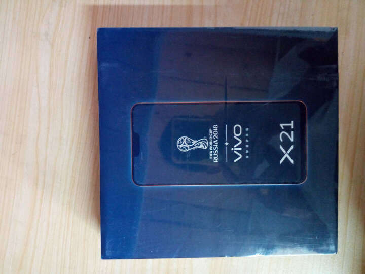 vivo X21 全面屏 双摄拍照游戏手机 6GB+128GB 黑金 移动联通电信全网通4G手机 双卡双待 晒单图