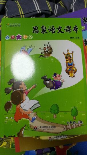 思泉语文课本·点亮大语文(6年级)(上册)(2013秋) 晒单图