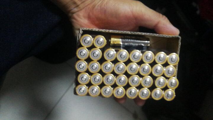 南孚(NANFU)5号碱性电池30粒 聚能环2代 适用于儿童玩具/血糖仪/挂钟/鼠标键盘/遥控器等 LR6AA 晒单图
