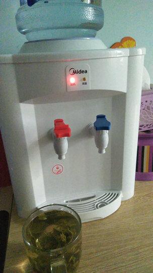 美的(Midea)饮水机 家用台式办公宿舍迷你桌面茶吧机温热型饮水器MYR720T【三年质保】 晒单图