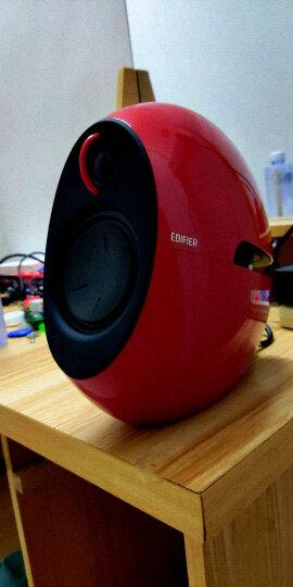 漫步者(EDIFIER)SS01音箱支架  魔号E225系列电视音响专用   黑色 晒单图