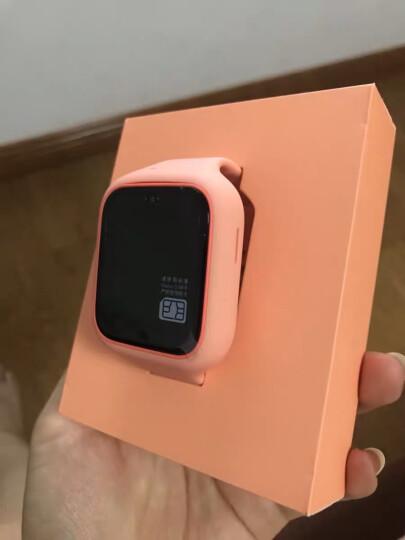 小米 米兔儿童电话手表2 学生运动手环 双向通话 GPS定位 防水防丢 亲肤表带 护眼LED屏幕 王子款 晒单图