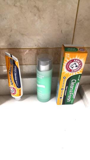 艾禾美(ARM&HAMMER)小苏打牙膏焕白卓效牙膏121g去黄去渍去口气美国进口正品 晒单图