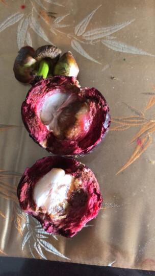 好怡 泰国进口山竹5斤装新鲜当季水果特产2.5kg 晒单图
