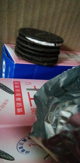奥利奥(Oreo) 巧轻脆薄片夹心饼干 休闲零食蛋糕糕点 柠檬芝士蛋糕味95g 晒单图