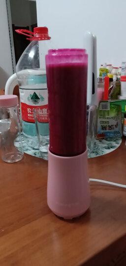 九阳(Joyoung)榨汁机迷你便携式果汁机多功能料理机榨汁杯双杯果汁杯可打小米糊 L3-C1 粉色【邓伦推荐】 晒单图
