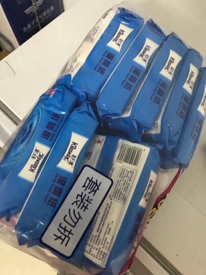 舒洁(Kleenex)LINE FRIENDS 湿厕纸 40片家庭装 清洁湿纸巾湿巾 可搭配卷纸卫生纸使用 晒单图