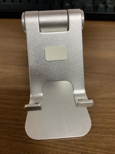 技光(JEARLAKON)懒人手机支架 桌面平板电脑支架 ipad床头直播支架 便携 苹果华为三星小米通用手机架 晒单图