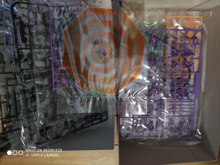 【动漫城】万代(BANDAI) EVA 新世纪福音战士 拼装模型玩具 HG 初号机-F型装备 晒单图