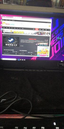 华硕 玩家国度ROG 魔毯 游戏鼠标垫 电竞鼠标垫 硅脂鼠标垫 黑色 防滑防水 320x270x2mm 晒单图