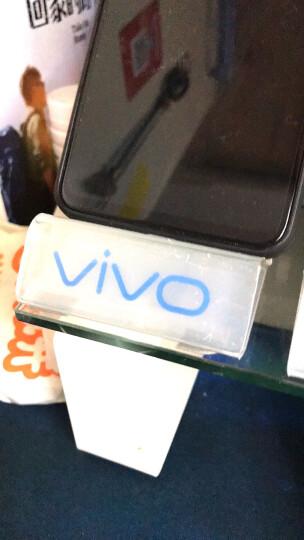 亚克力大尺寸手机架子手机卖场透明手机座OPPO华为VIVO手机展示弯架中国移动电信联通5G手机支架 三星 晒单图