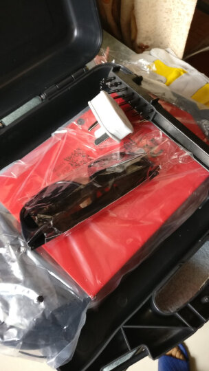 【防粘/防触电,3年质保】兰博ZX7-200 250迷你电焊机小型家用220v全铜便携手提式微型 200数字套3(10米焊线+5米地线+工具箱+眼镜 晒单图