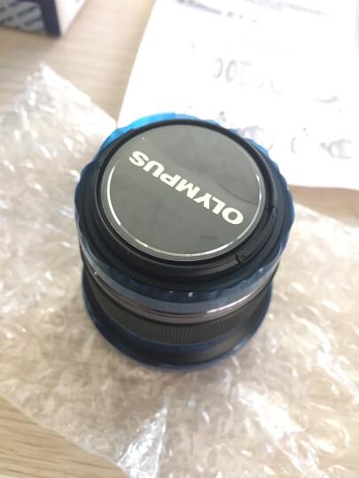 奥林巴斯(OLYMPUS)M.ZUIKO DIGITAL 45mm F1.8 定焦人像镜头 微单镜头 背景虚化 黑色 等效90mm 晒单图