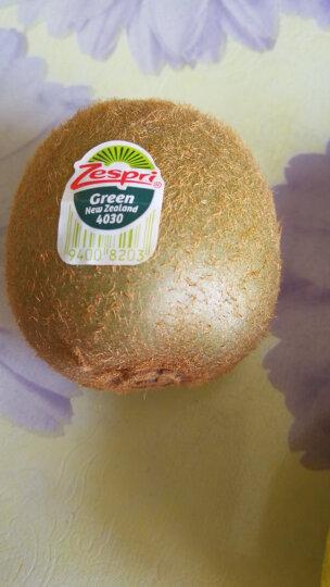 Zespri佳沛 新西兰绿奇异果 6个装 经典36-39号果 单果重约80-100g 新鲜水果 晒单图