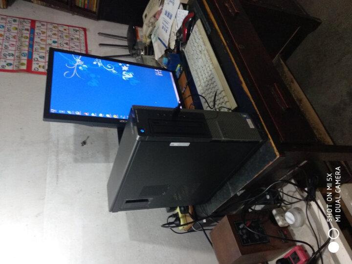 【二手9成新】dell/戴尔电脑台式机 i7/i5/i3 双核/四核/小主机 4:i3-2100/4G/240G固态/2G独显 晒单图