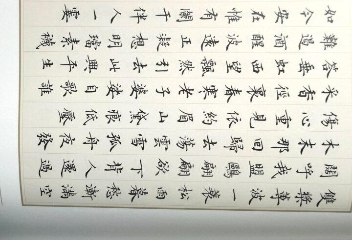 华夏万卷 卢中南小楷:宋词三百首  晒单图