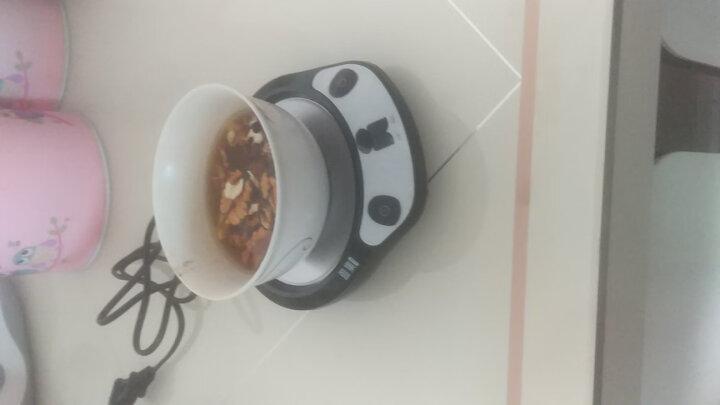 雅集保温底座 杯子茶具配件 熊时代智能保温茶具 恒温宝热牛奶杯垫加热器 晒单图