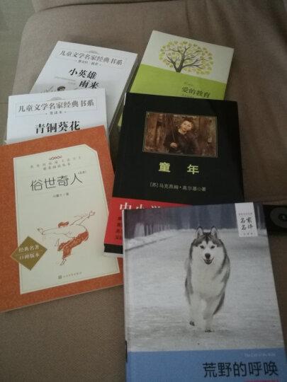 书虫·牛津英汉双语读物:三怪客泛舟记 晒单图