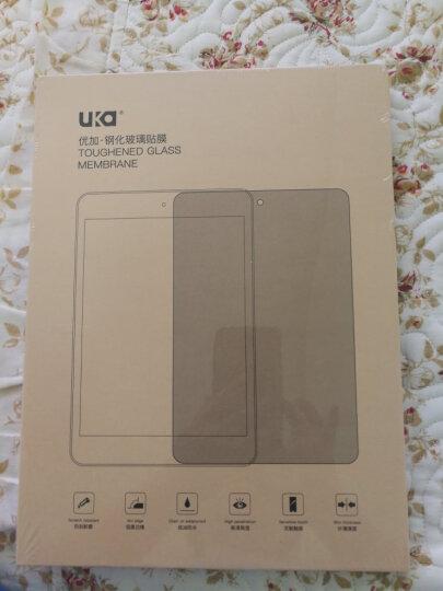 优加 苹果新iPad7钢化膜 2018新款/iPad Air/Air2/Pro9.7英寸屏幕保护贴膜 平板高清防爆膜 直边 晒单图