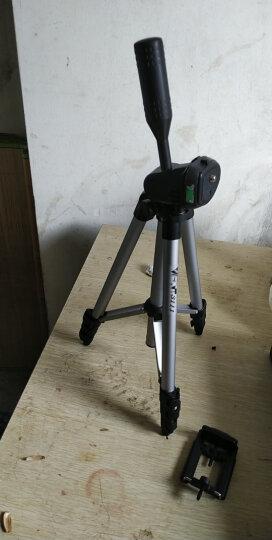 伟峰(WEIFENG)WT-3111 便携三脚架 照相机迷你三角架 微单摄像机手机拍照直播支架 投影仪支架 晒单图