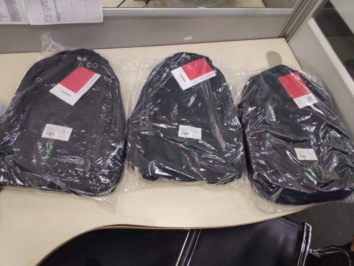 瑞士军刀威戈(Wenger)双肩背包 男女商务时尚涤纶16英寸笔记本电脑包休闲包运动包 黑色 SAB60214209048 晒单图